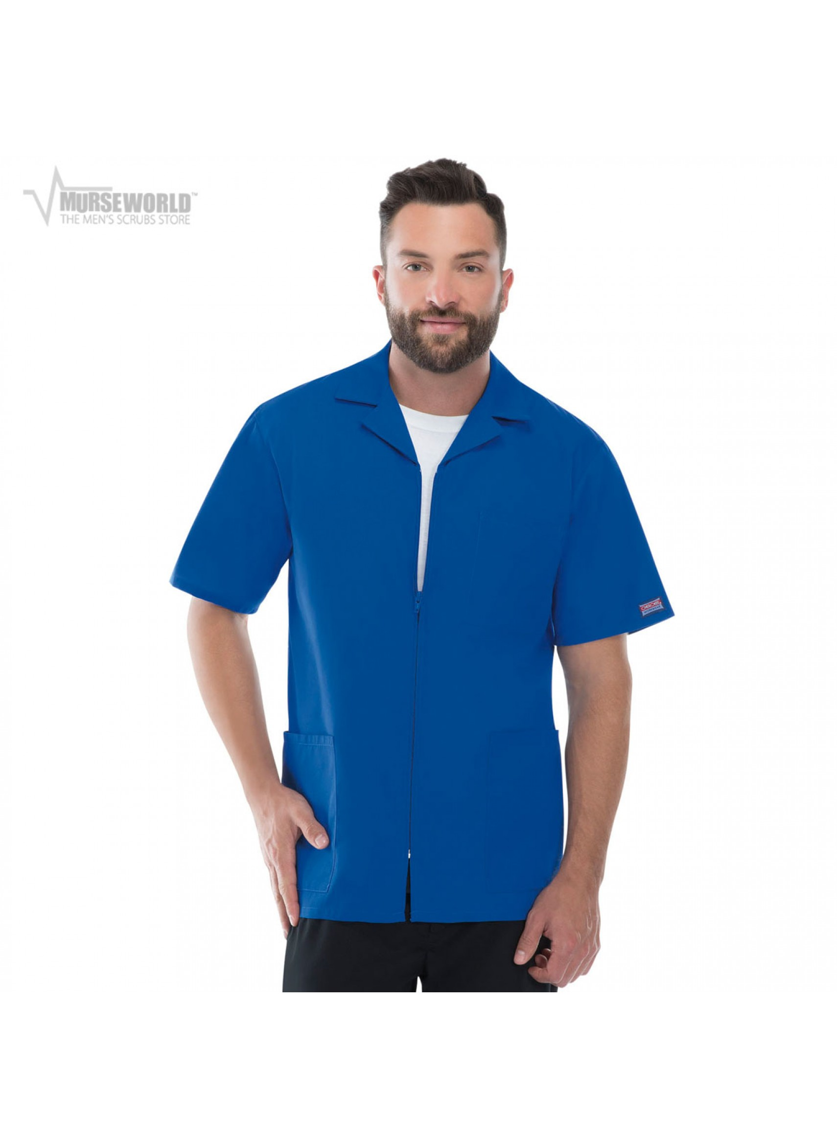 Collection Of Ceil Blue Scrub Jacket Best Fashion Trends