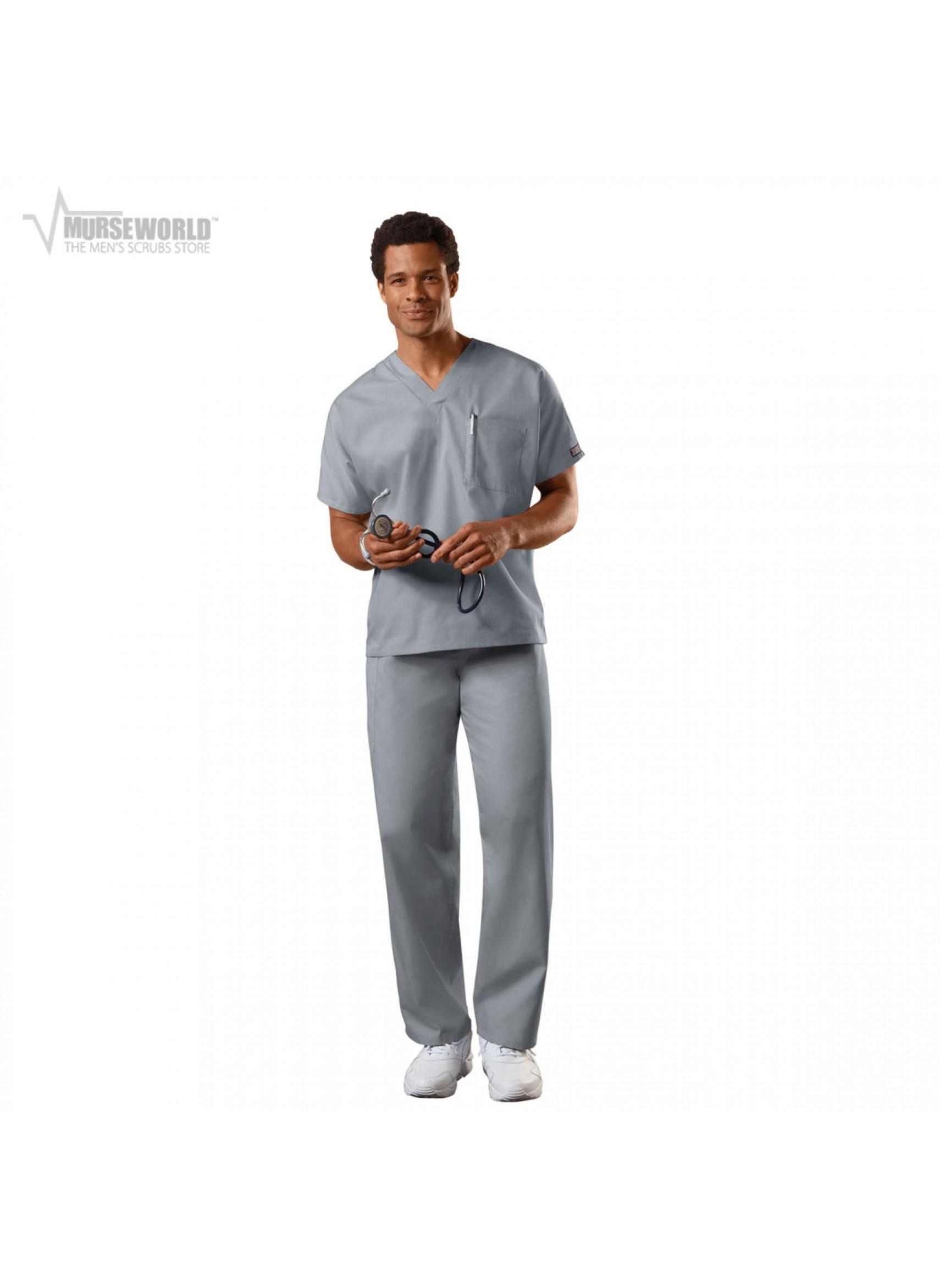 44d3aefa94 Cherokee Workwear Men's Cargo Pant Scrub Set 4777/4000 | Murse World