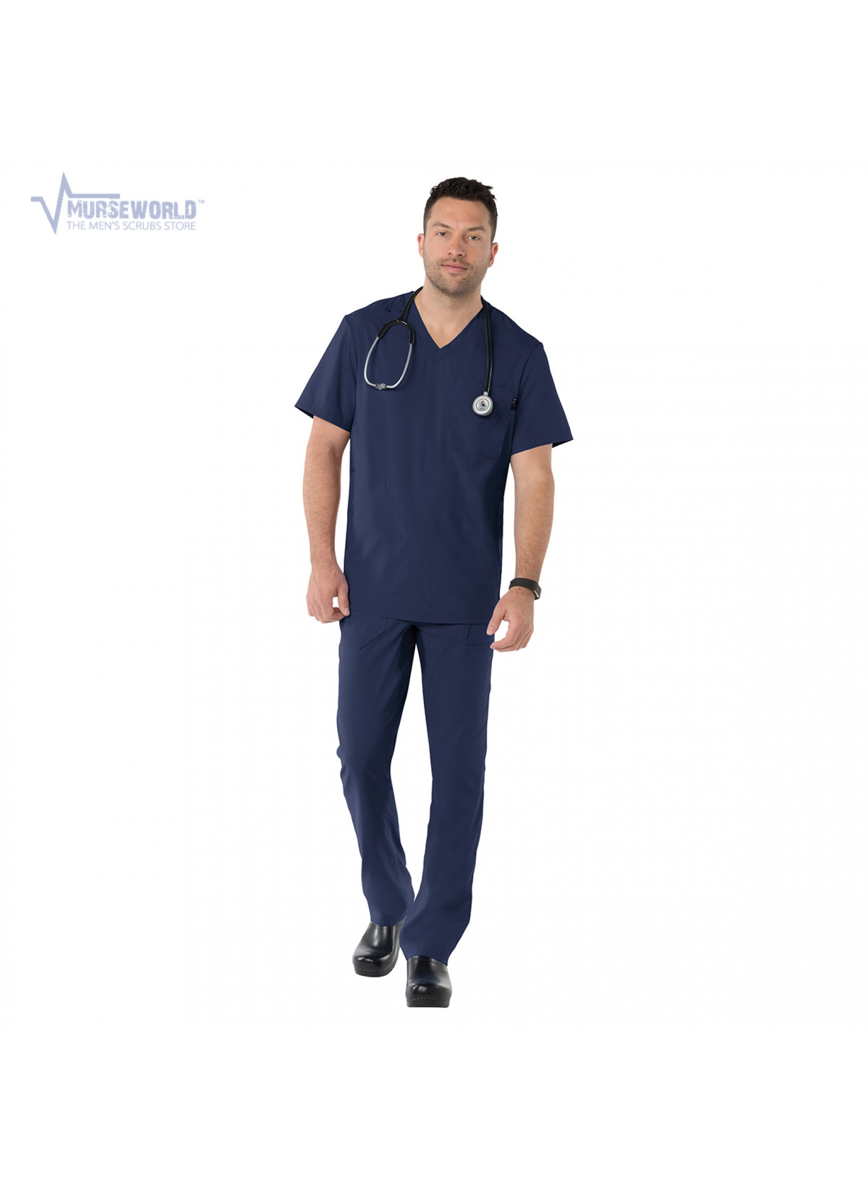 dc98b18234d 20% off all Dickies Scrubs! Use code DICKIES20 at checkout! Koi Lite Men's  Athletic Stretch ...