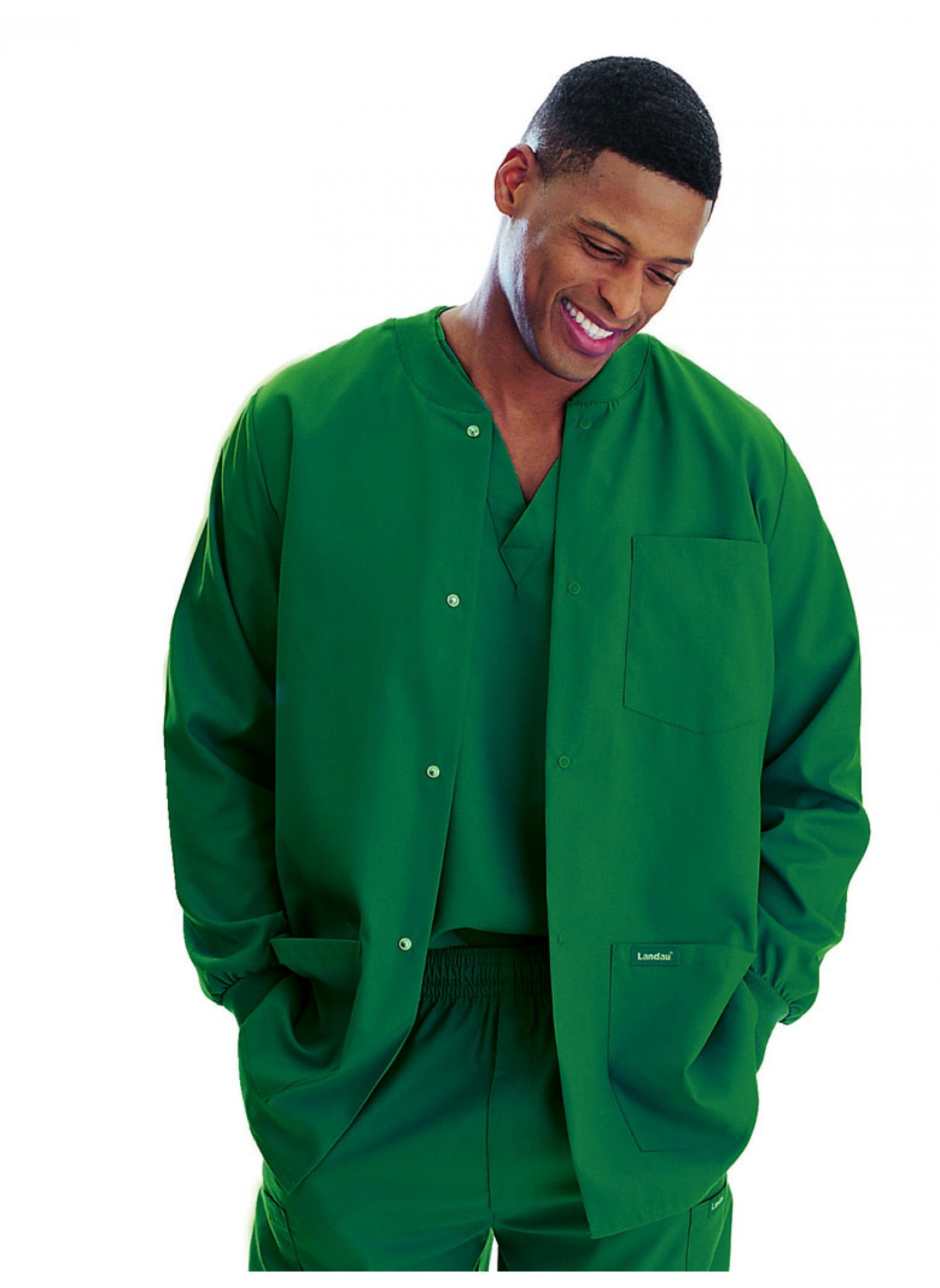 Landau Warm-Up Jacket - 7551 - Scrub Jackets | Murse World