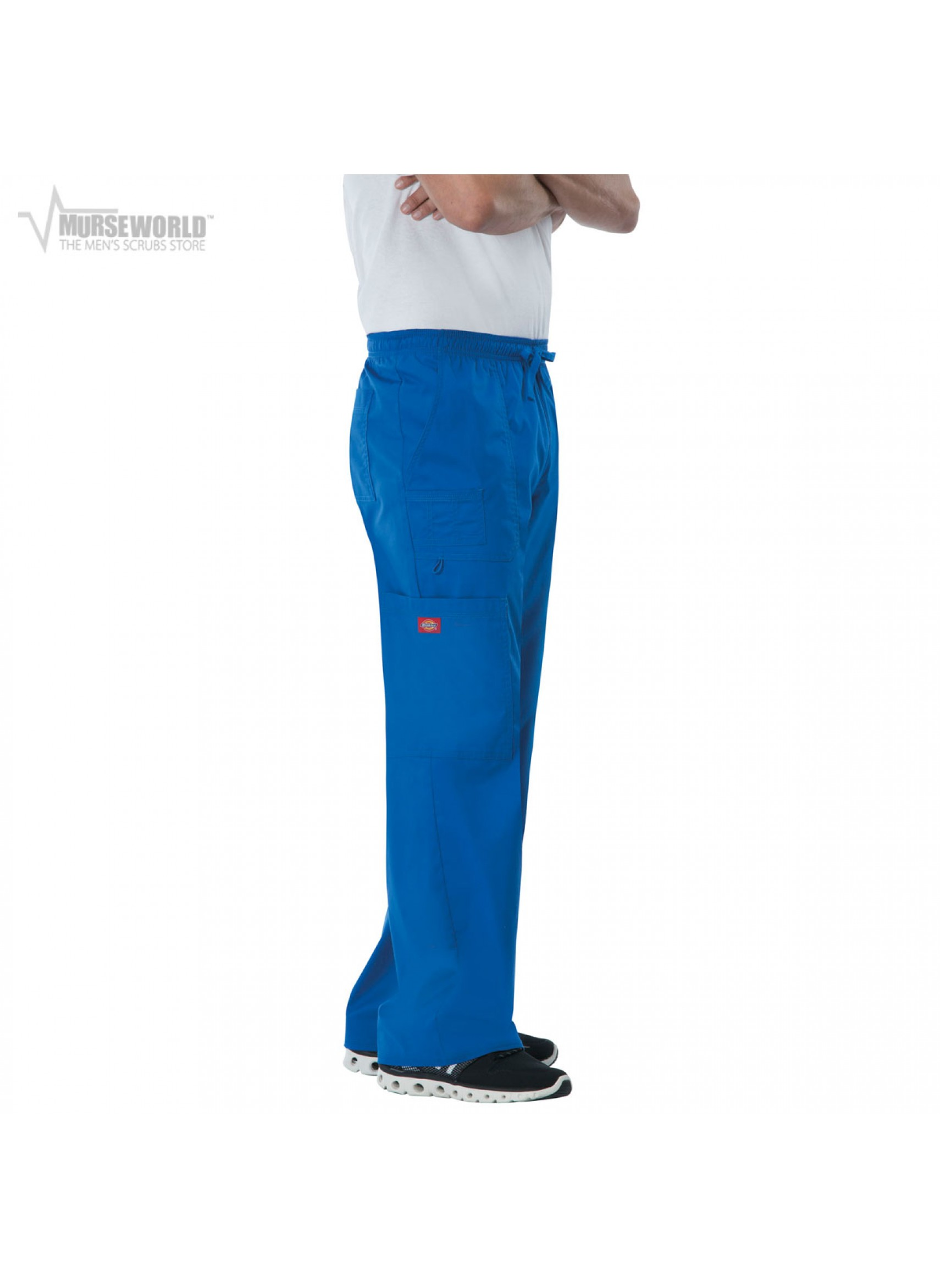 110b9626385 20% off all Dickies Scrubs! Use code DICKIES20 at checkout! Dickies Scrubs Men's  Gen Flex Youtility Cargo Pant ...