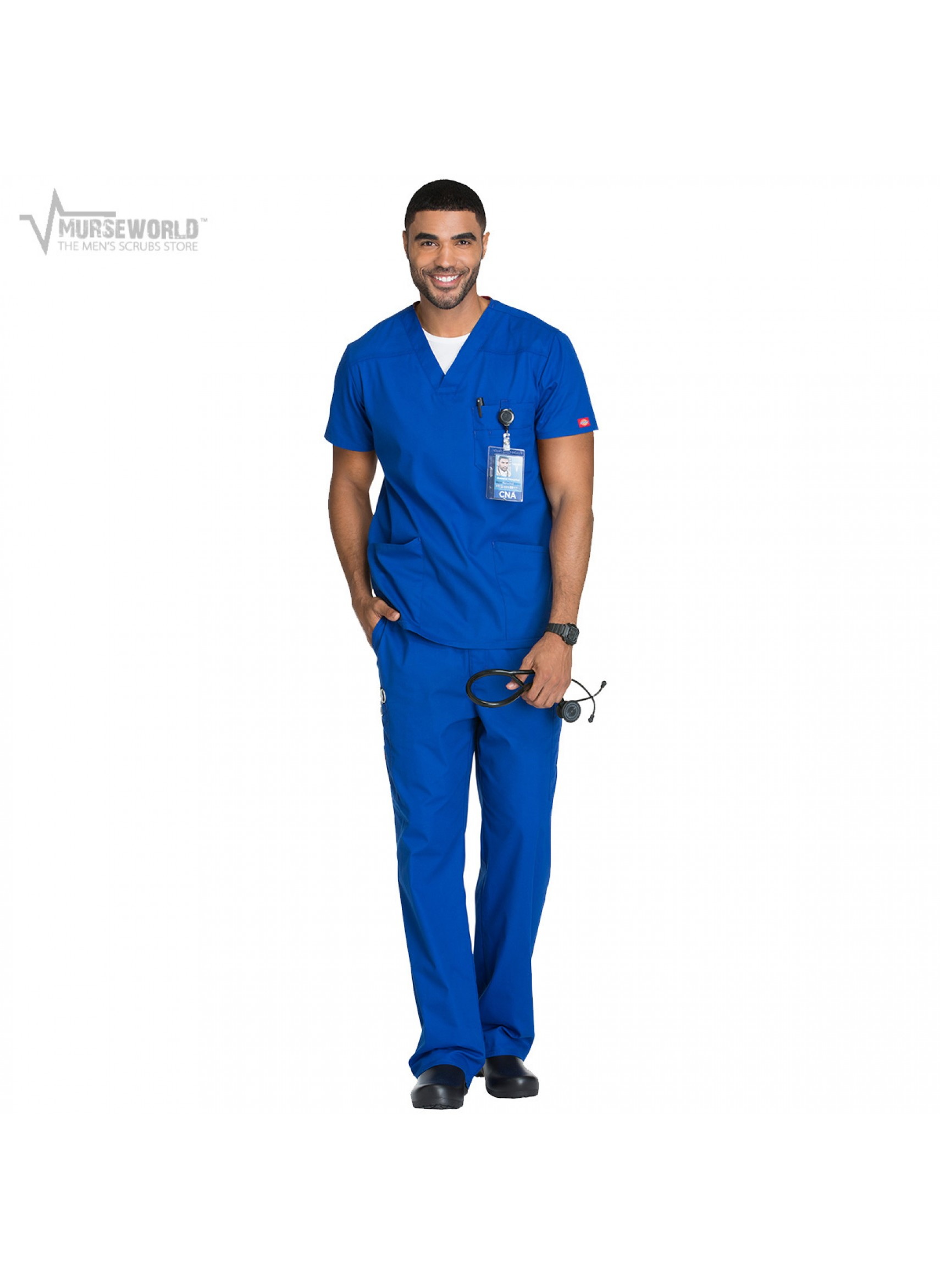 b292a43dcfe 20% off all Dickies Scrubs! Use code DICKIES20 at checkout! Dickies Men's  EDS ...