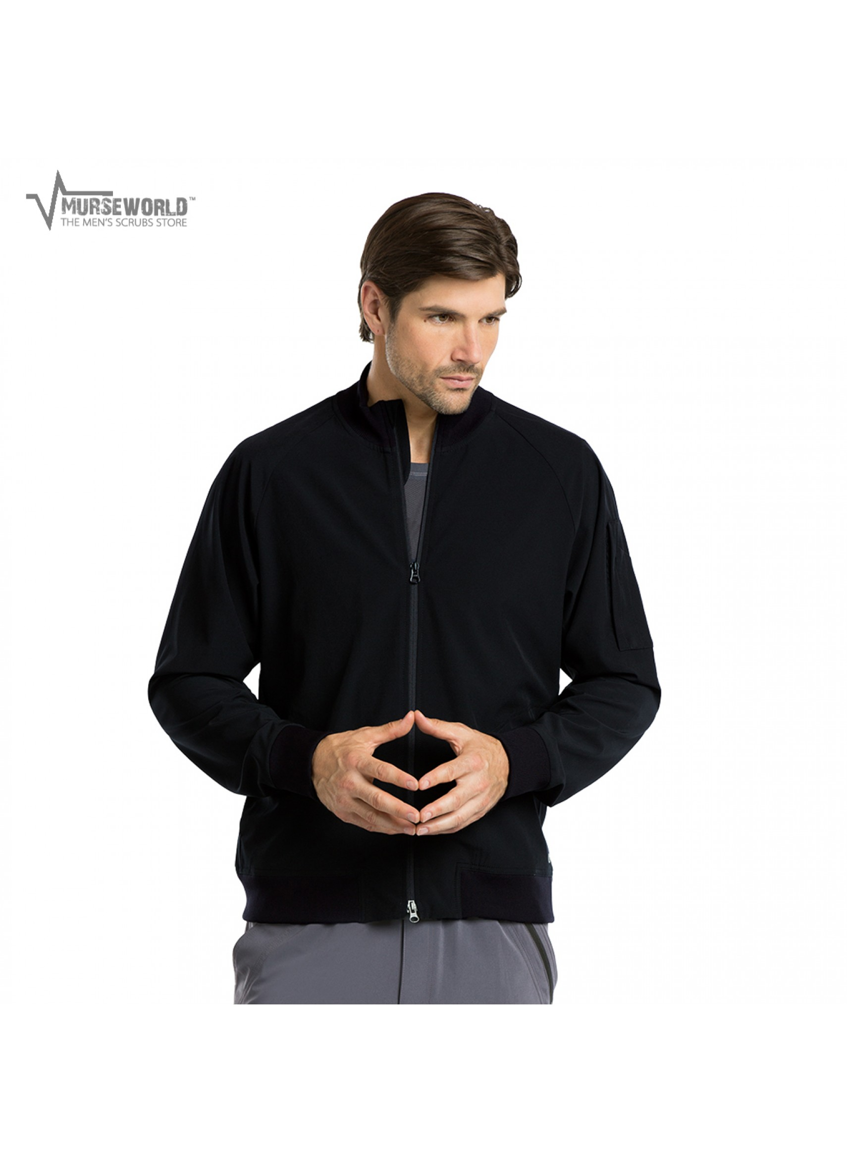 Barco one mens bomber jacket b0405 murse world b0405 black l gumiabroncs Image collections