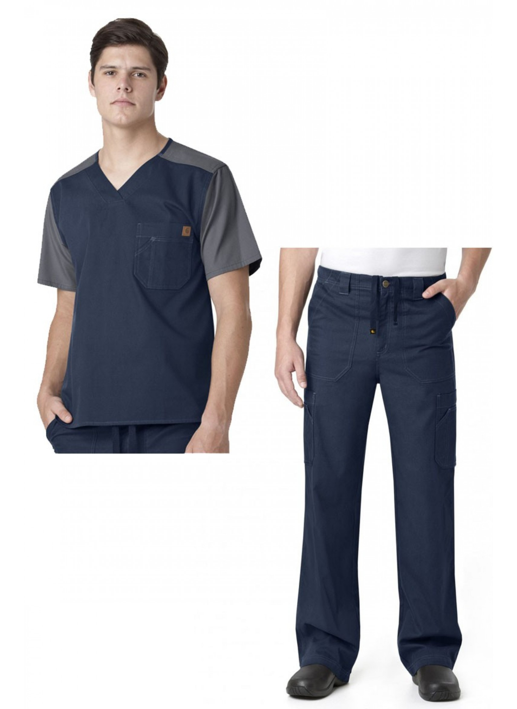 0ddf2f64599 20% off all Dickies Scrubs! Use code DICKIES20 at checkout! Carhartt Men's  Color Block ...