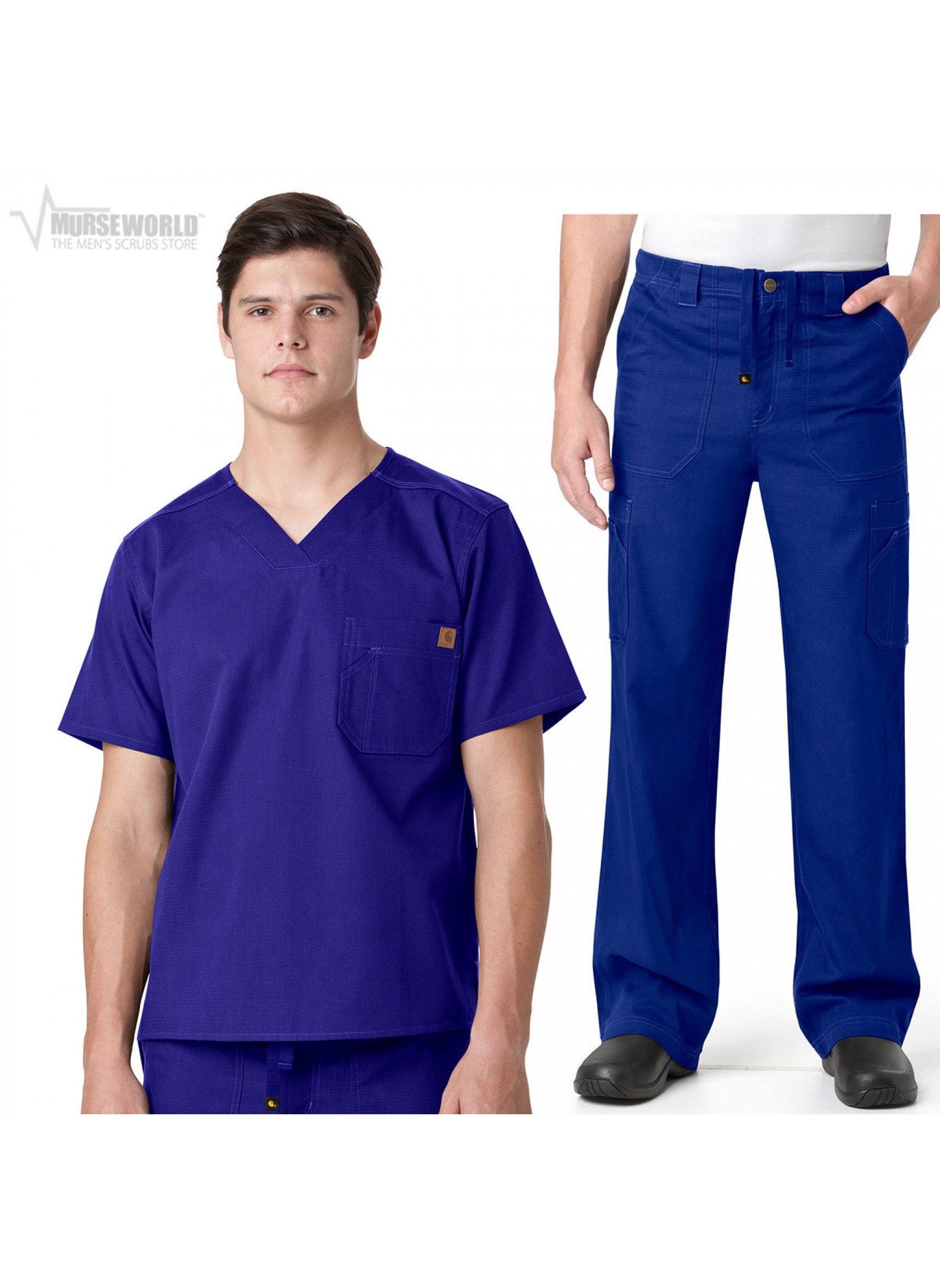 ab9fe4b49c3 20% off all Dickies Scrubs! Use code DICKIES20 at checkout! Carhartt Solid  Ripstop Utility Men's ...