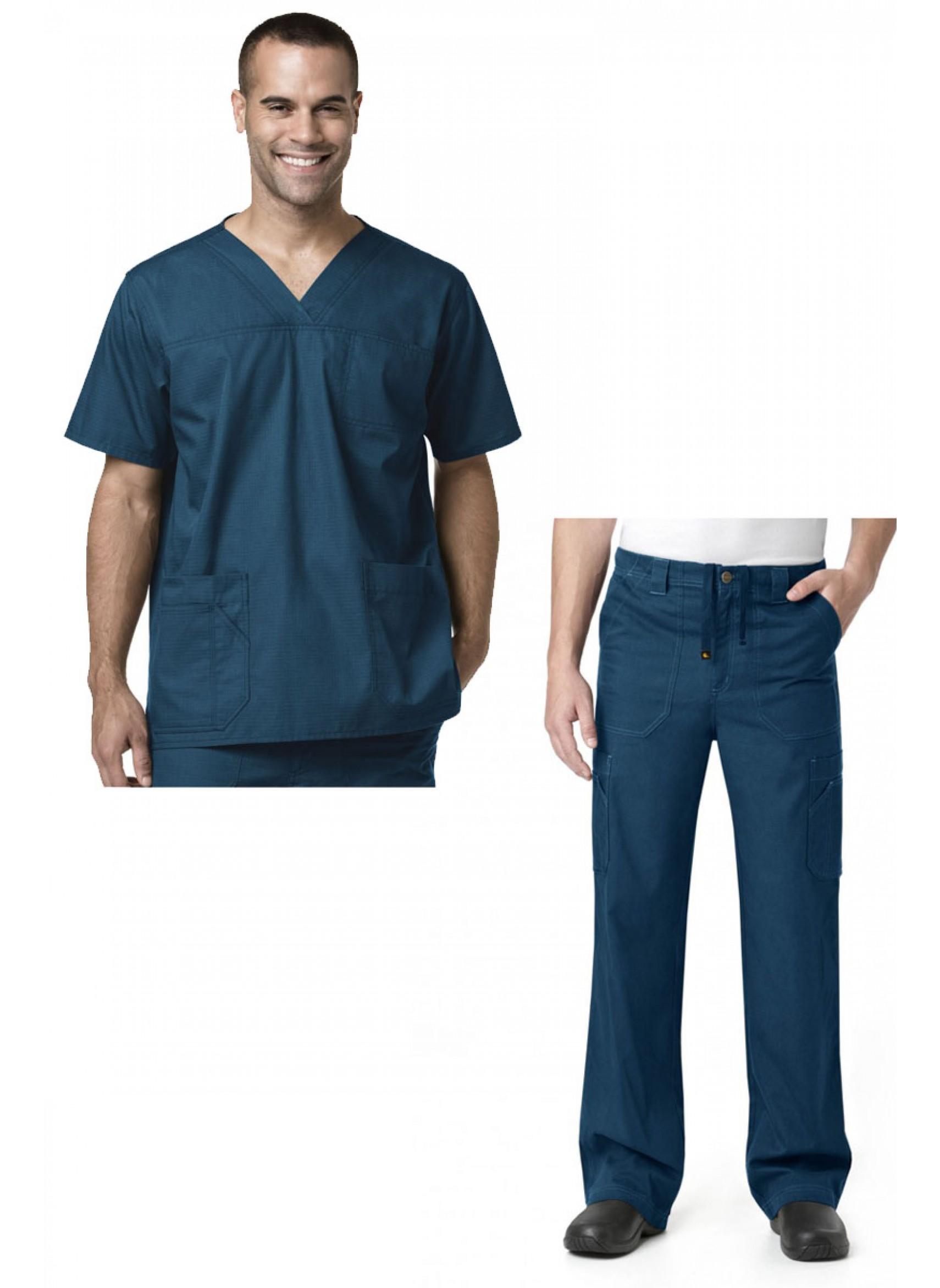 ebbac716b99 20% off all Dickies Scrubs! Use code DICKIES20 at checkout! Carhartt  C15208/C54108 Men's Ripstop 3-Pocket ...