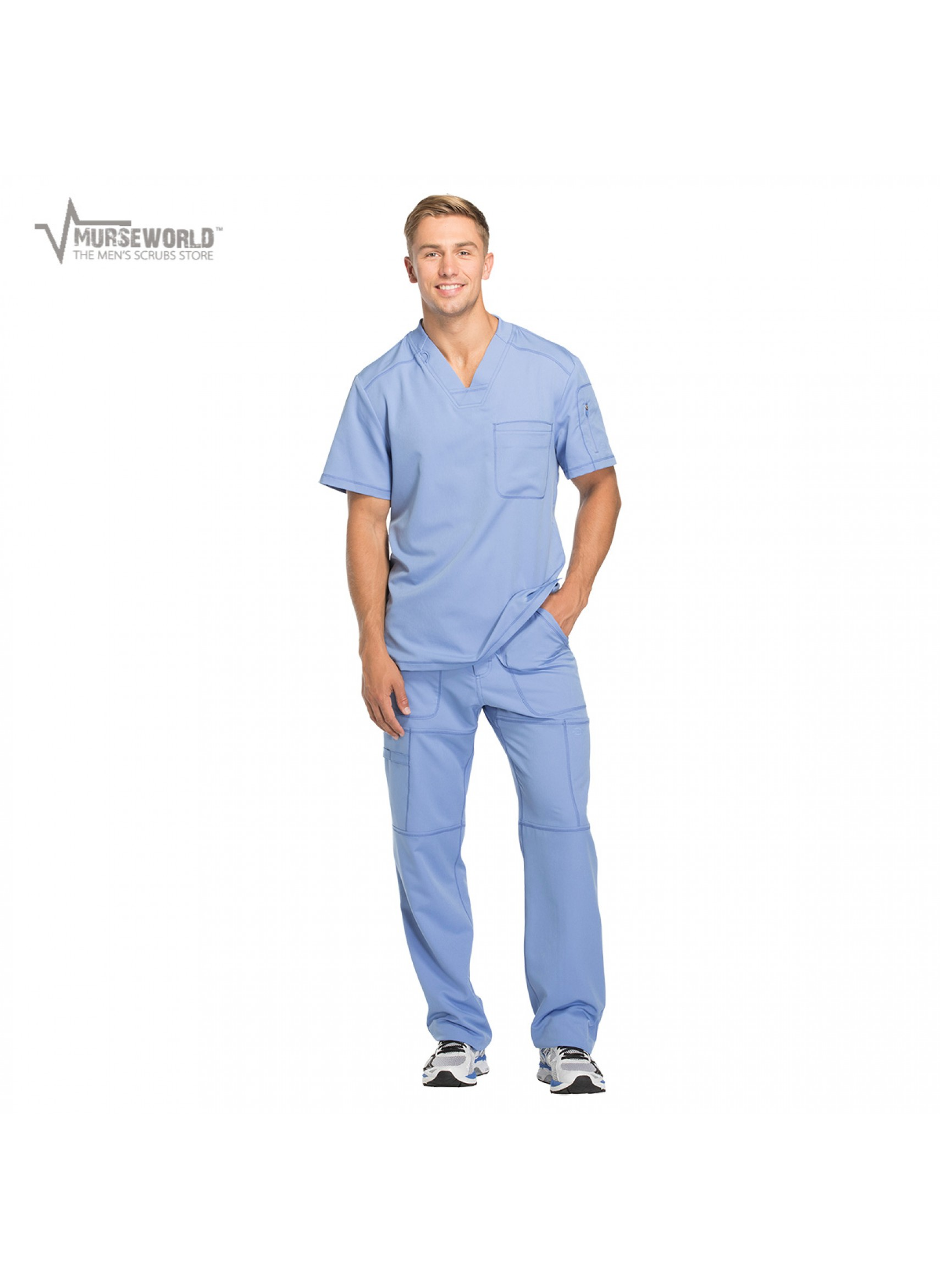 caa86324109 20% off all Dickies Scrubs! Use code DICKIES20 at checkout! Dickies Men's  Dynamix ...