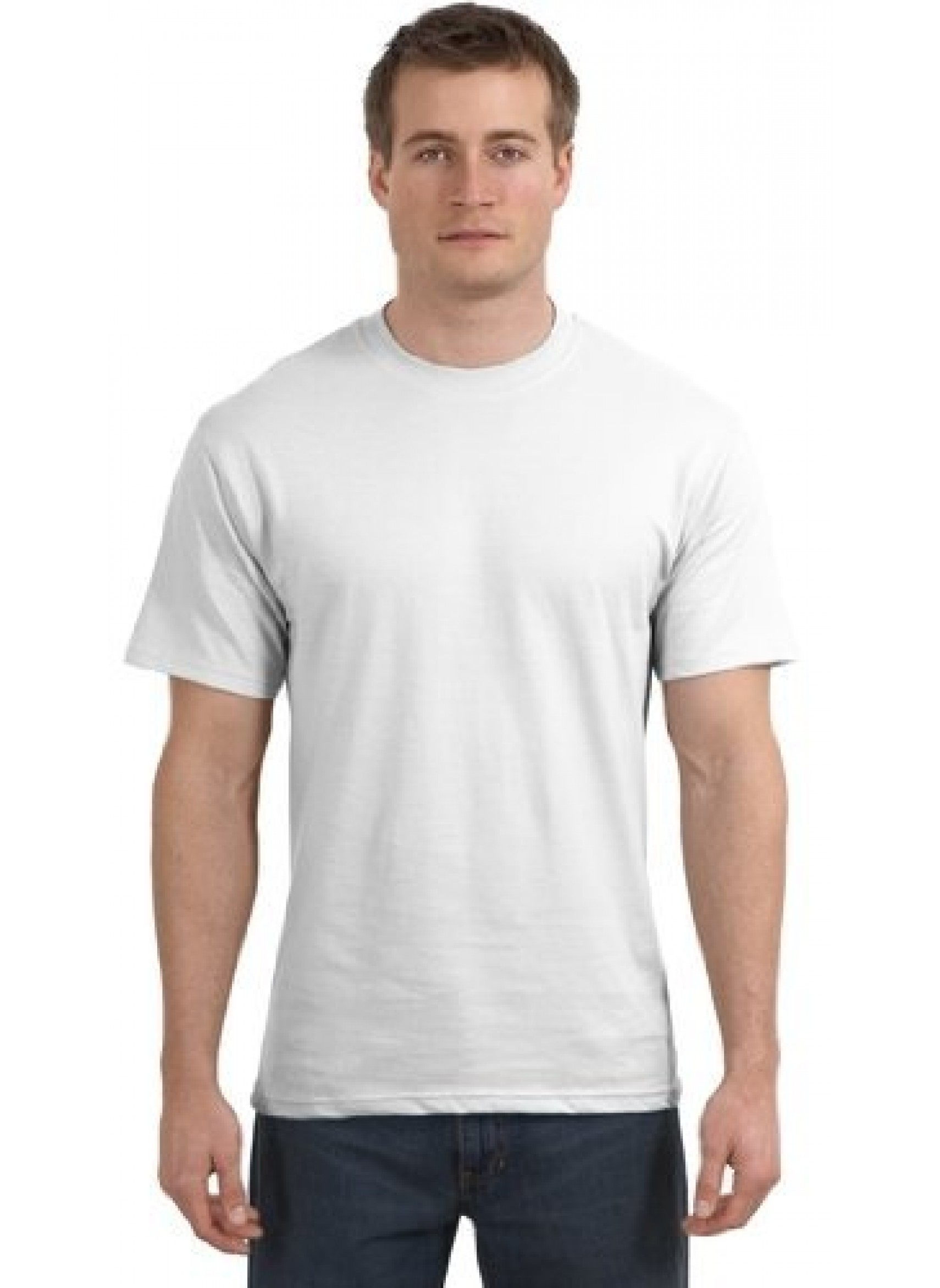 Hanes men 39 s beefy t 5180 murse world for Hanes 5180 beefy t t shirt