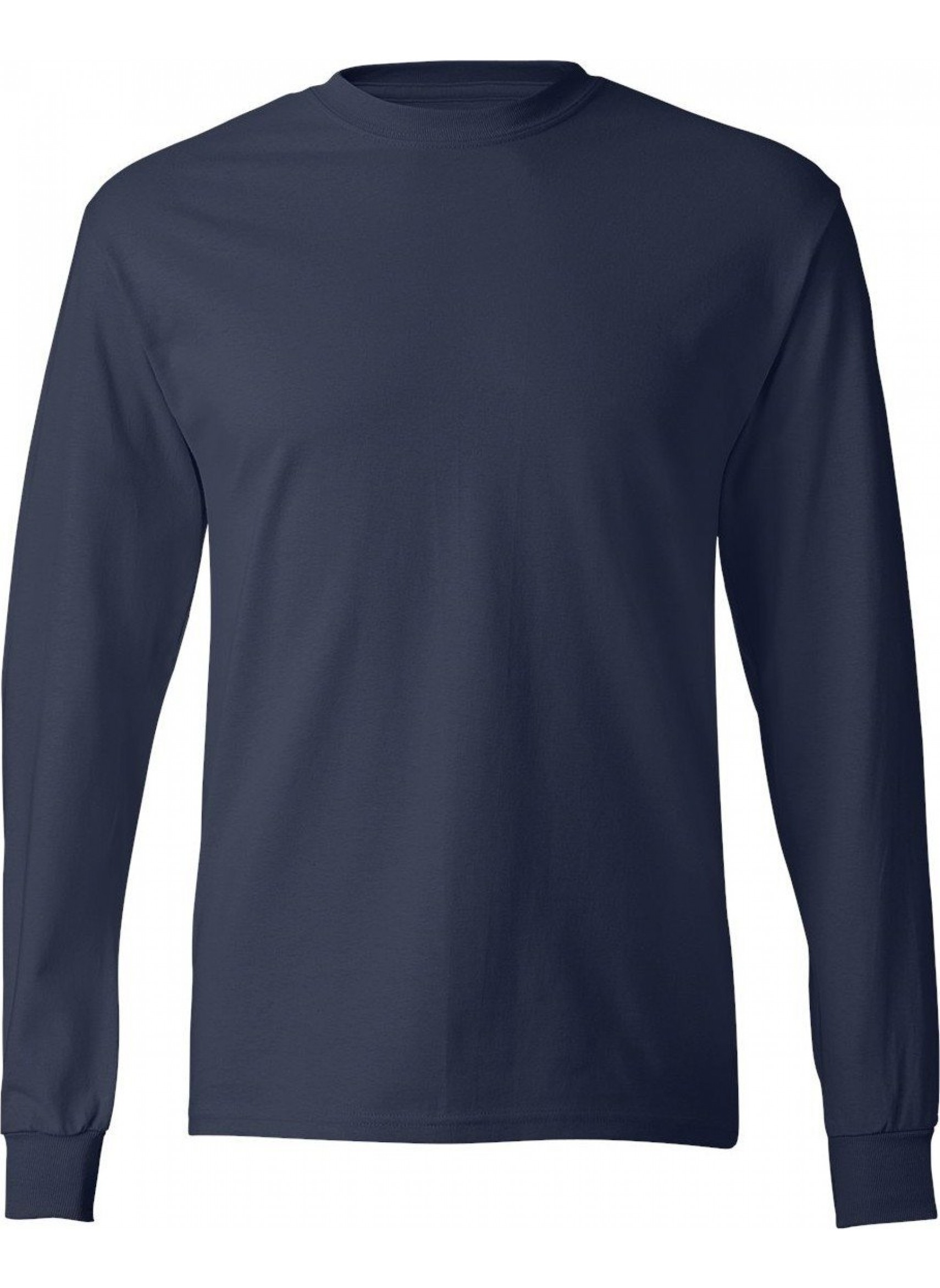 0c9756a58ea Memorial Day Savings! 15% off sitewide with code USA at checkout! Hanes  Men s Tee ComfortSoft Long Sleeve T-Shirt ...