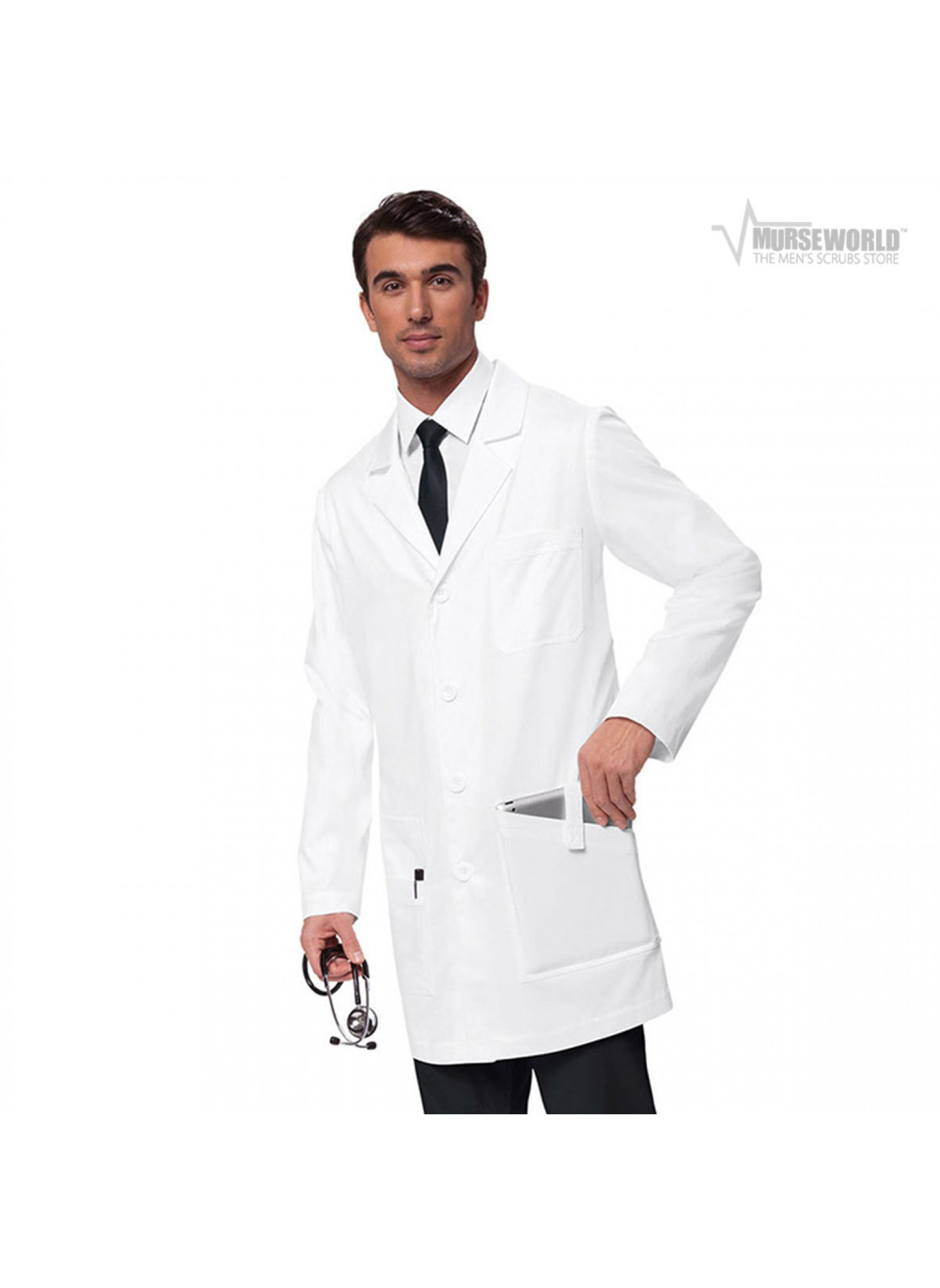 Koi Men's Lab Coat - Jack | Murse World