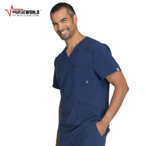 f4e03ee4ebf Cherokee Men's Infinity Antimicrobial Athletic Fit Top - CK900 ...