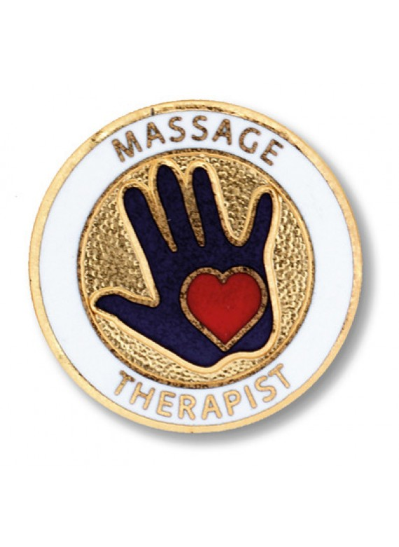 Prestige Massage Therapist Pin - 1008