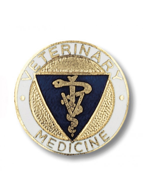 Prestige Veterinary Medicine Pin -1049