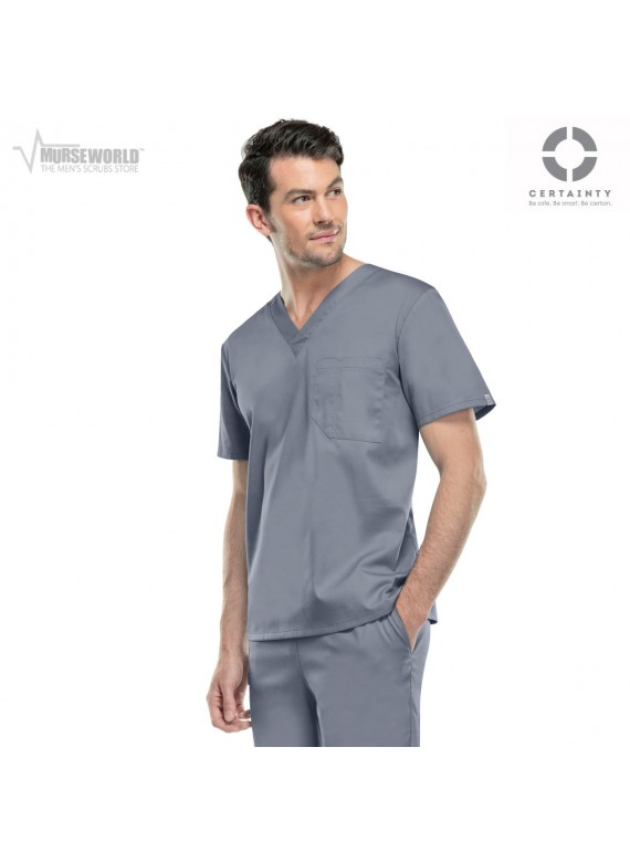 Cherokee Unisex WW Flex Antimicrobial Top - 34777A - DISCONTINUED ITEM