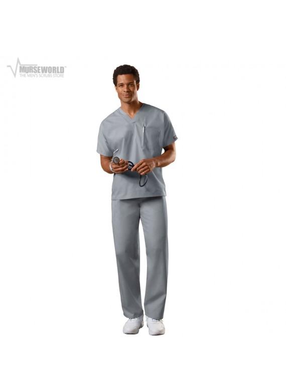 Cherokee Workwear Men's Cargo Pant Scrub Set 4777/4000