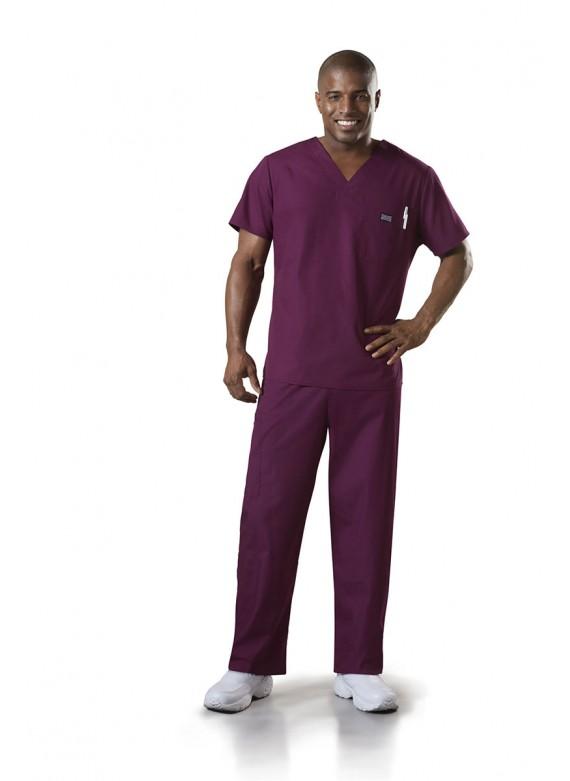 Cherokee Workwear Men's Scrub Set- 4789/4000