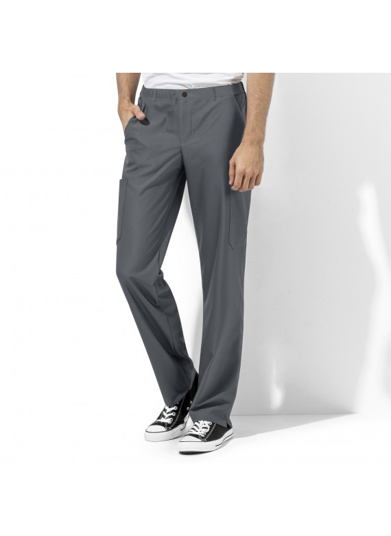 WonderWink WonderTECH Men's Scrub Pants with Cargo Pockets- 5213