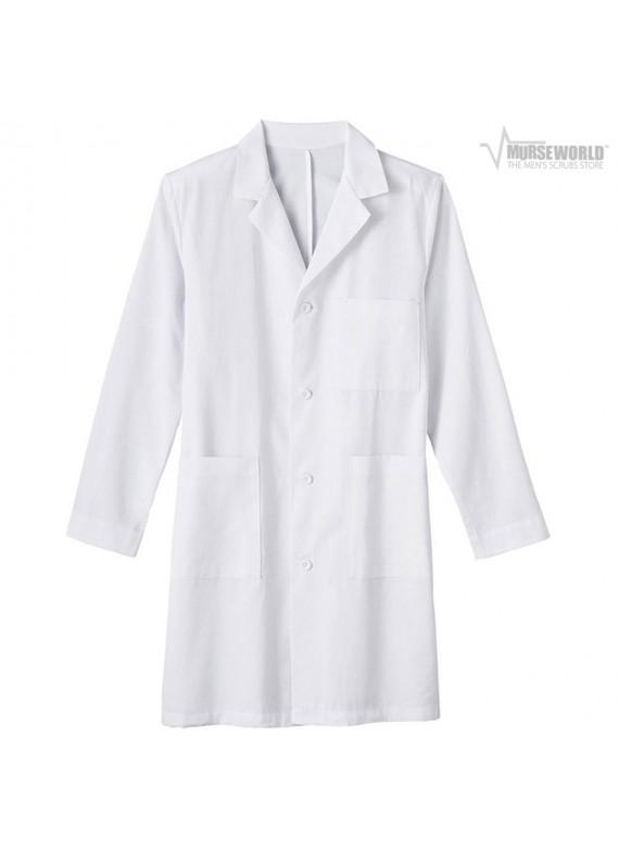 "META Labwear Men's 40"" 100% Cotton Labcoat - 650"