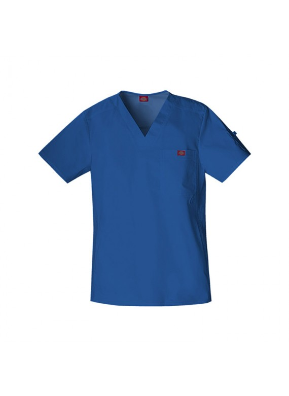 Dickies Scrubs Men's Youtility V-Neck Top - 81822 - DISCONTINUED STYLE