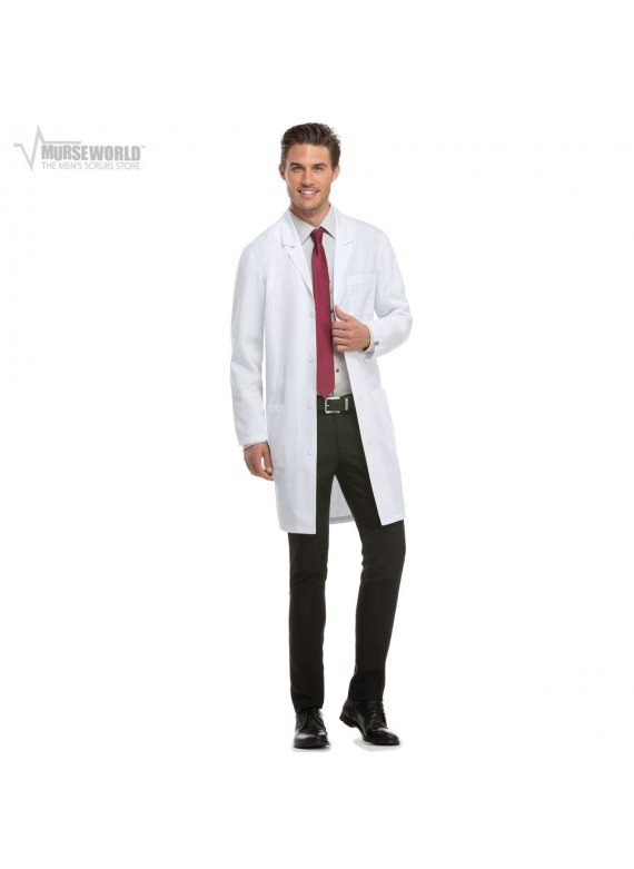 "Dickies 40"" Unisex Lab Coat - 83403"