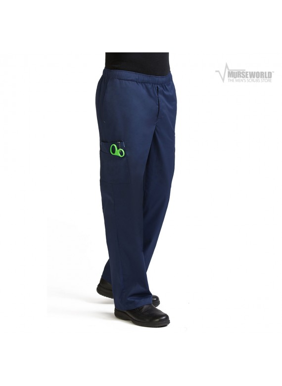 Med Couture Men's MC2 7 Pocket Cargo Pant - 8702