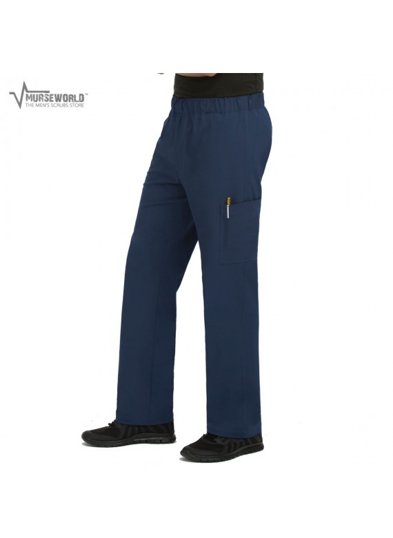 Med Couture Men's Activate Stretch Athletic Sports Cargo Pant - 8734