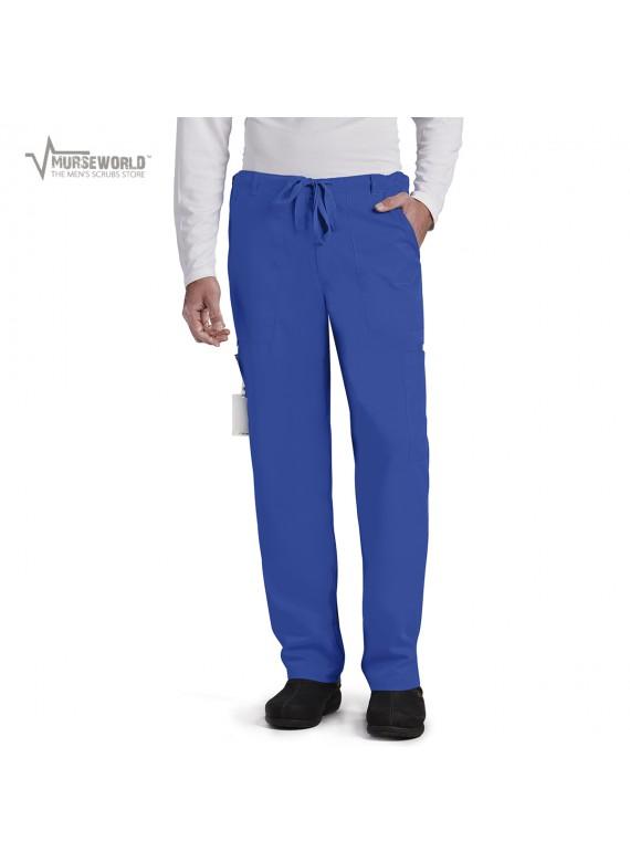Grey's Anatomy Men's 6 Pocket Cargo Pant - 0203