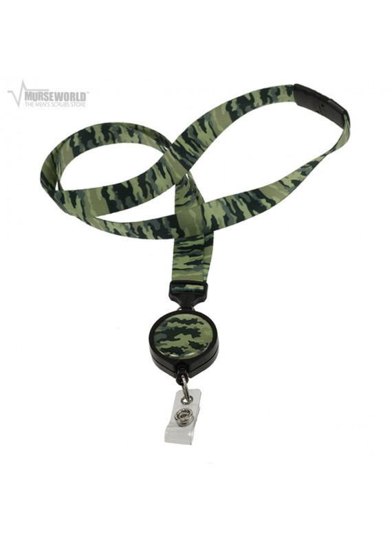 Prestige ID Avenue Ribbon Lanyards with Badge Reel - BEG-0002
