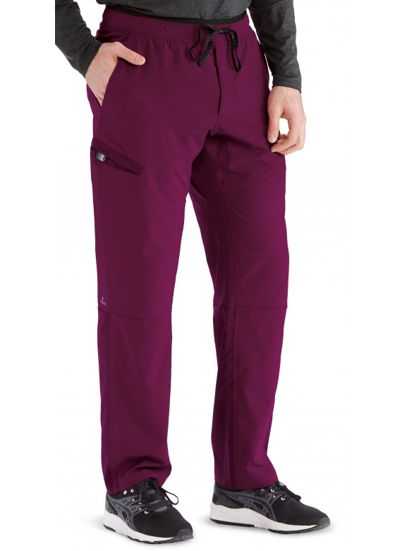 Barco One Wellness Cargo Pockets Scrub Pants For Men- BWP508