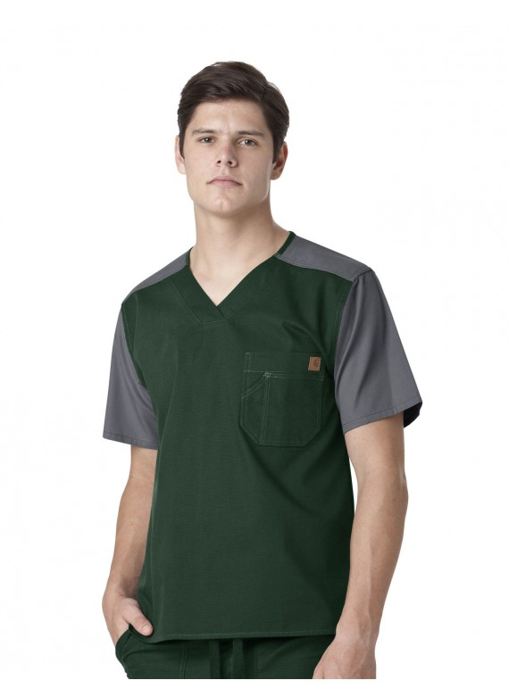 Carhartt C14108 Men's Color Block Utility Top