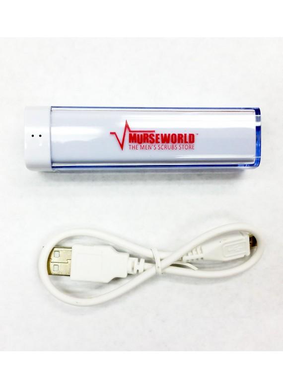 Murse World Pocket Mobile Power Bank - 2200 mAh, USB