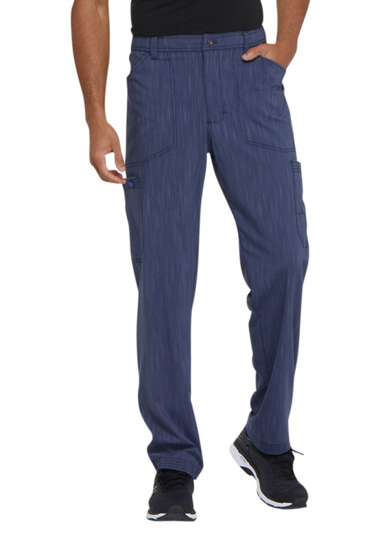 Dickies Advance Tonal Twist Men's Scrub Pants with Pockets - DK180
