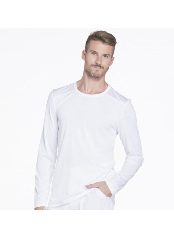 Dickies Dynamix Men's Long Sleeve Underscrub Tee - DK910