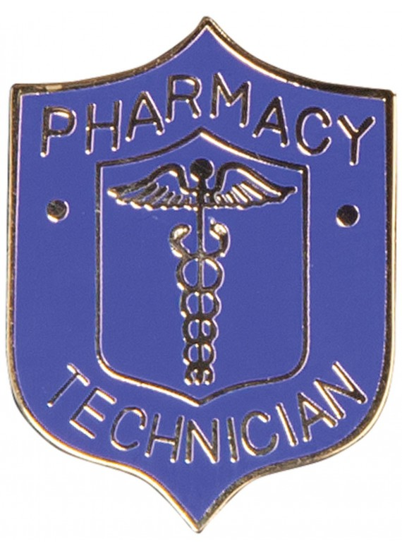 Cherokee Medical Professional Emblem Pins - DISCONTINUED; LIMITED AVAIL.