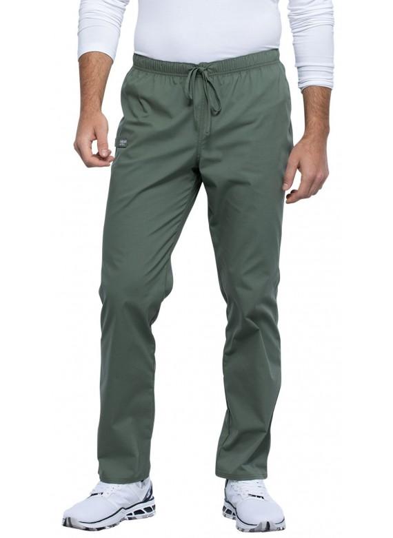 Cherokee Workwear Professionals No Pockets Unisex Scrub Pants- WW125