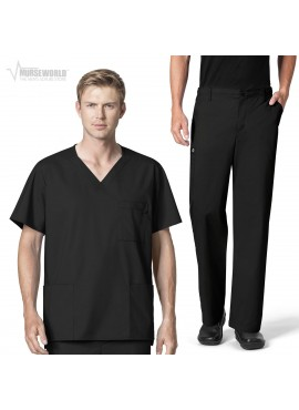 WonderWink Men's Multi Pocket WonderWORK Set - 103/503