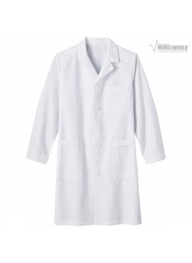 "META Labwear Men's 40"" Nano-Care Labcoat - 17020"