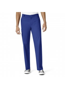 WonderWink Pro Men's Modern Fit Cargo Scrub Pants-5619