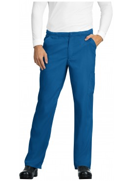 Koi Lite Men's Discovery Slim Fit Straight Leg Scrub Pants- 606