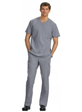 Koi Lite Men's Athletic Stretch Force Discovery Scrub Set- 667/606