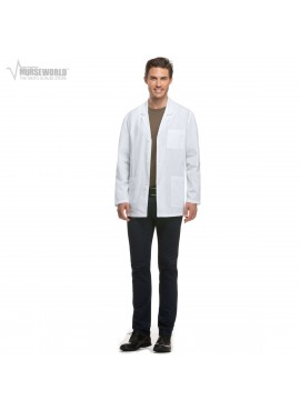 "Dickies Men's 31"" Consultation Lab Coat - 81404"