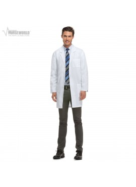 "Dickies 37"" Unisex Lab Coat - 83402"