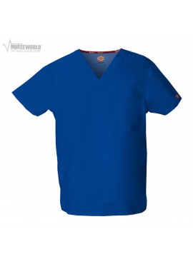 Dickies EDS Signature Unisex V-Neck Top - 83706