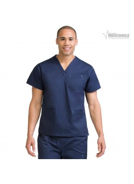 Med Couture Men's MC2 3 Pocket Top - 8471