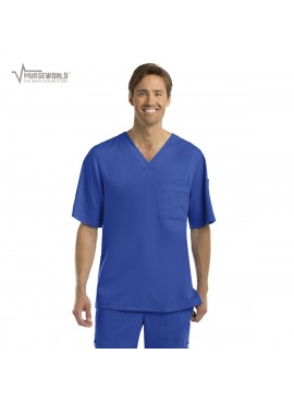 Grey's Anatomy Men's 3 Pocket Top - 0103