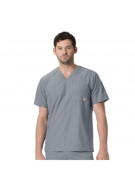 Carhartt Men's V-Neck Scrub Top - C15106