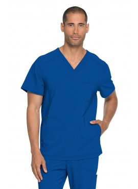 Dickies Advance Tonal Twist Scrub Top for Men - DK750