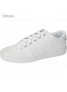 K-Swiss Men's Leather Athletic Sneaker - MCMFIICOURTPRO
