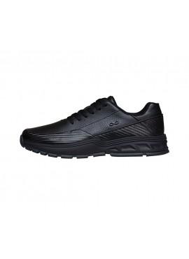 Infinity Footwear Men's Flow Lightweight Slip Resistant Lace Up Nursing Shoe- MFLOW