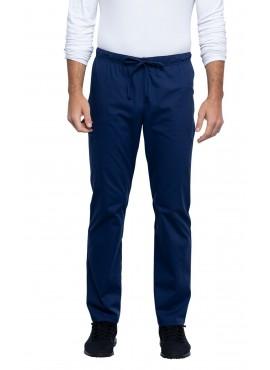 Cherokee Workwear Professionals Straight Leg Cargo Unisex Scrub Pants-WW030